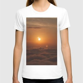 Three Sun SunSet T-shirt