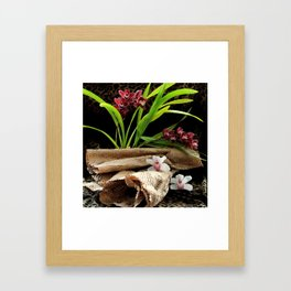 Browning Up Framed Art Print