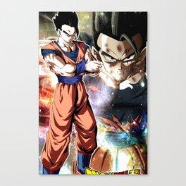 Gohan Dragon Ball  Canvas Print