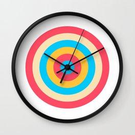 Target VI Wall Clock