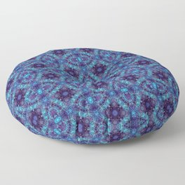 Tranquility Tessellation Floor Pillow