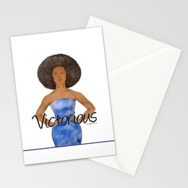 Victorious Stationery Cards