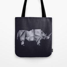Rhinogami Tote Bag