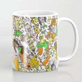 Medieval Roundup Coffee Mug