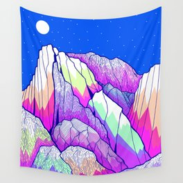 The vibrant Peak Wall Tapestry