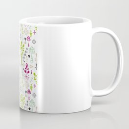 Retro Folk Coffee Mug