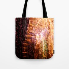 Waterfall of light Tote Bag