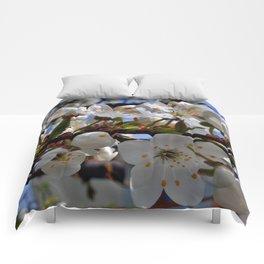 Flowering tree Comforters