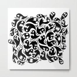 Biters Metal Print