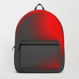 Red & Gray Focus Backpack