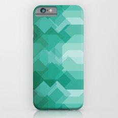 Emerald gem stone iPhone 6s Slim Case