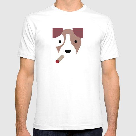 Pedigree: Jack Russell T-shirt