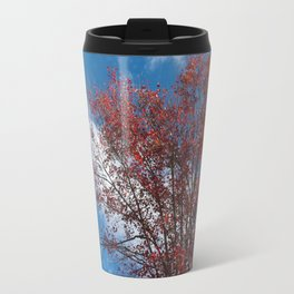 Menominee Red Travel Mug