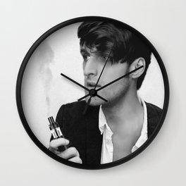 cib w/ vape Wall Clock