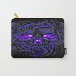 Purple Nurpel Skeletons Carry-All Pouch