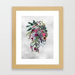 Momento Mori Chief Framed Art Print