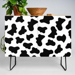 Moo Cow Print Credenza