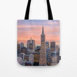 San Francisco 05 - USA Tote Bag