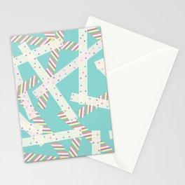 Washi [Green] Stationery Cards