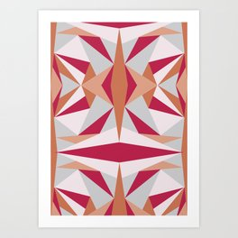 Idiosyncratic Art Print