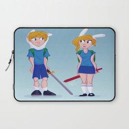 Finn and Fionna Laptop Sleeve