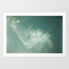 Frontiers Art Print