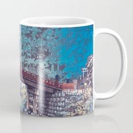 My neighbour Toto vintage japanese mashup Coffee Mug