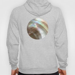 Mother of Pearl Hoody