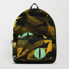 A glance from the darkness Backpack