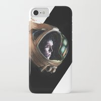 ripley iPhone & iPod Cases featuring Ripley by maxandr