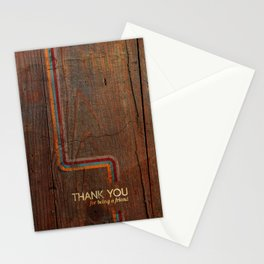 rec room Stationery Cards