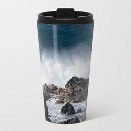 Lava Rock Ocean Spray Travel Mug