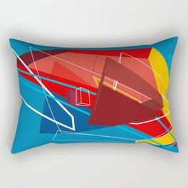 Abstract Composition  Rectangular Pillow