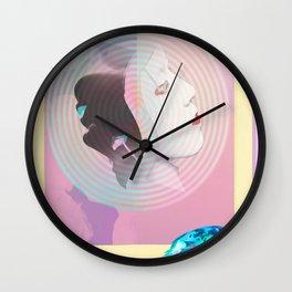 TRAPPA•KEEPA 1984 olympics Wall Clock
