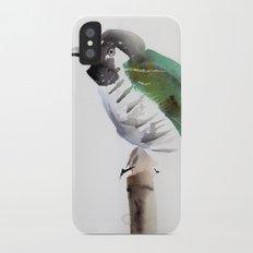 the waiting Slim Case iPhone X