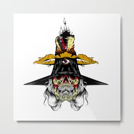 holy mountain Metal Print