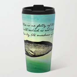 Moby Dick - The Madness of Men Travel Mug