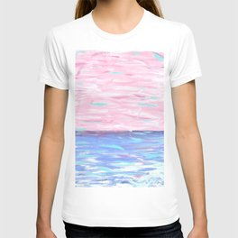 Pink Sky Delight T-shirt