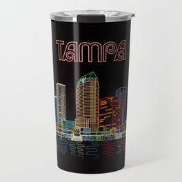 Tampa Circuit Travel Mug