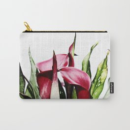 Birthday Calla Carry-All Pouch
