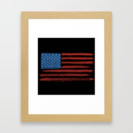 Money country   Framed Art Print