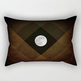 Super Moon Rectangular Pillow