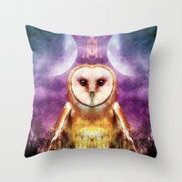 Thee Owl Queen Society6