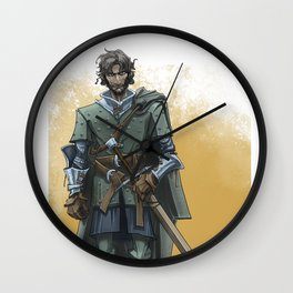 SwordFellow Wall Clock