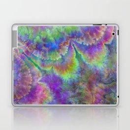 abstract 004: acidic Laptop & iPad Skin