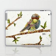 Positivity Bird 2  Laptop & iPad Skin