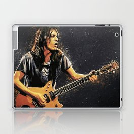 Malcolm Young Laptop & iPad Skin