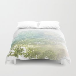 Where the sea sings to the trees - 9 Duvet Cover