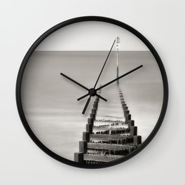 Number 11 Wall Clock