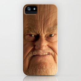 The Grimace iPhone Case